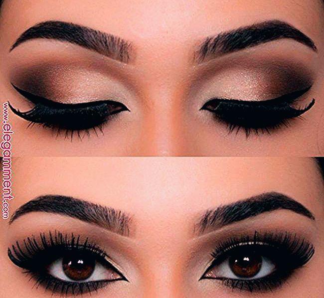 Photo of 47 Sexy Eye Make Up sucht nachher braunen Augen um Ihren Augen irgendwas zu schenken