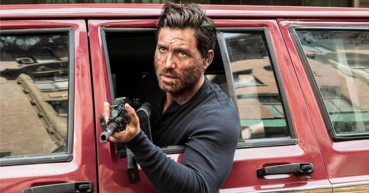 The Last Days of American Crime premier trailer survolté