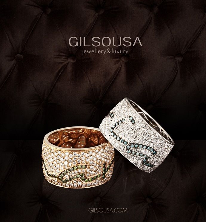 Passion For Luxury: Gil Sousa Unique Jewellery