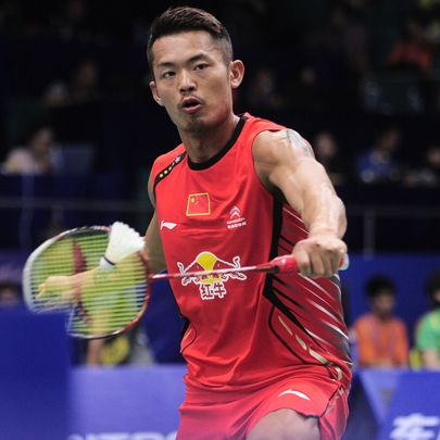 Sleeves Or No Sleeves It Seems Lin Dan Can Do It But Can You Badminton Photos Olympic Champion Badminton
