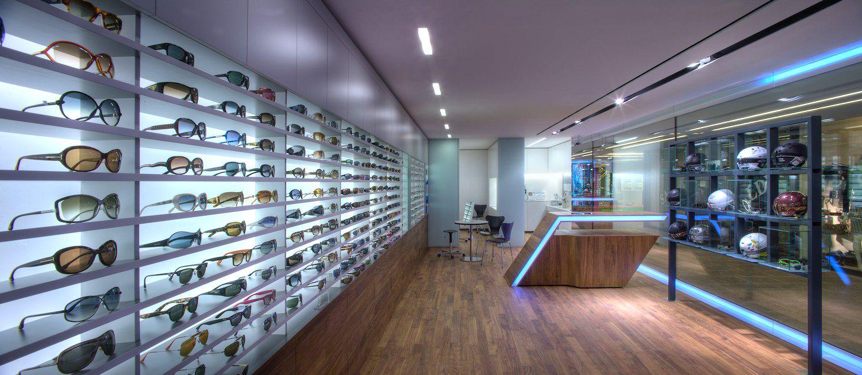 retail - eyewear