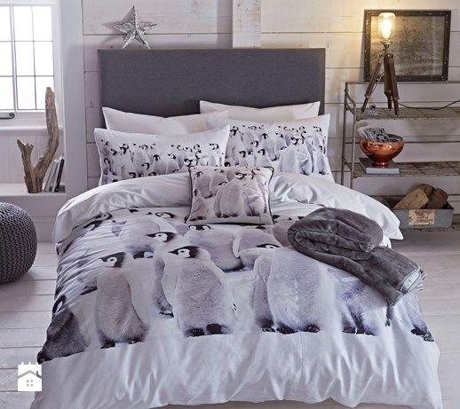 Sypialnia - zdjęcie od Decorazzi SYPIALNIA   bedroom Pinterest - flanell fleece bettwasche kalten winterzeit