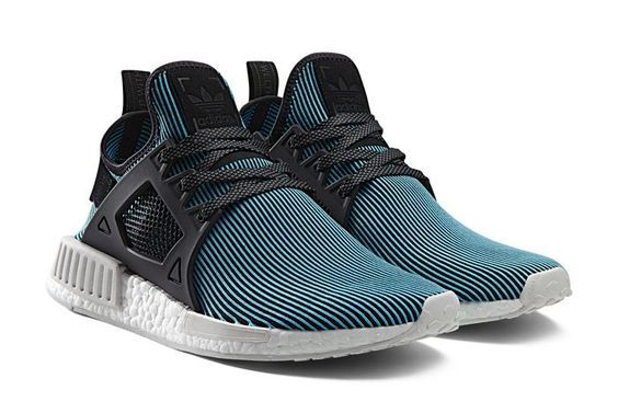 new product 57f59 6273b Zapatillas Adidas Originals NMD XR1 PK para chico color azul celeste s32212