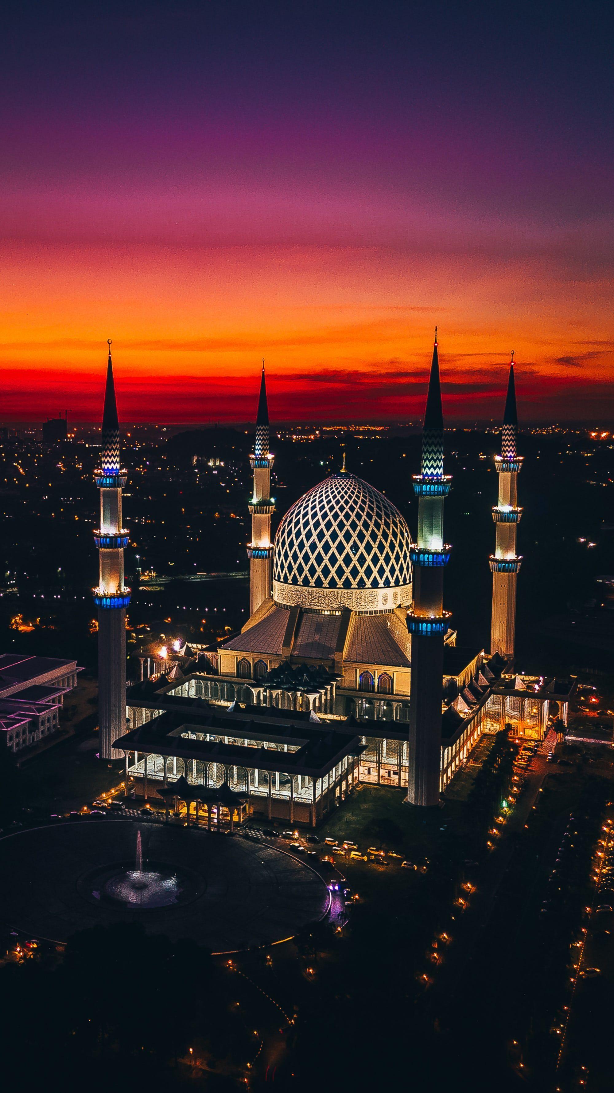 Mosque Wallpaper Hd