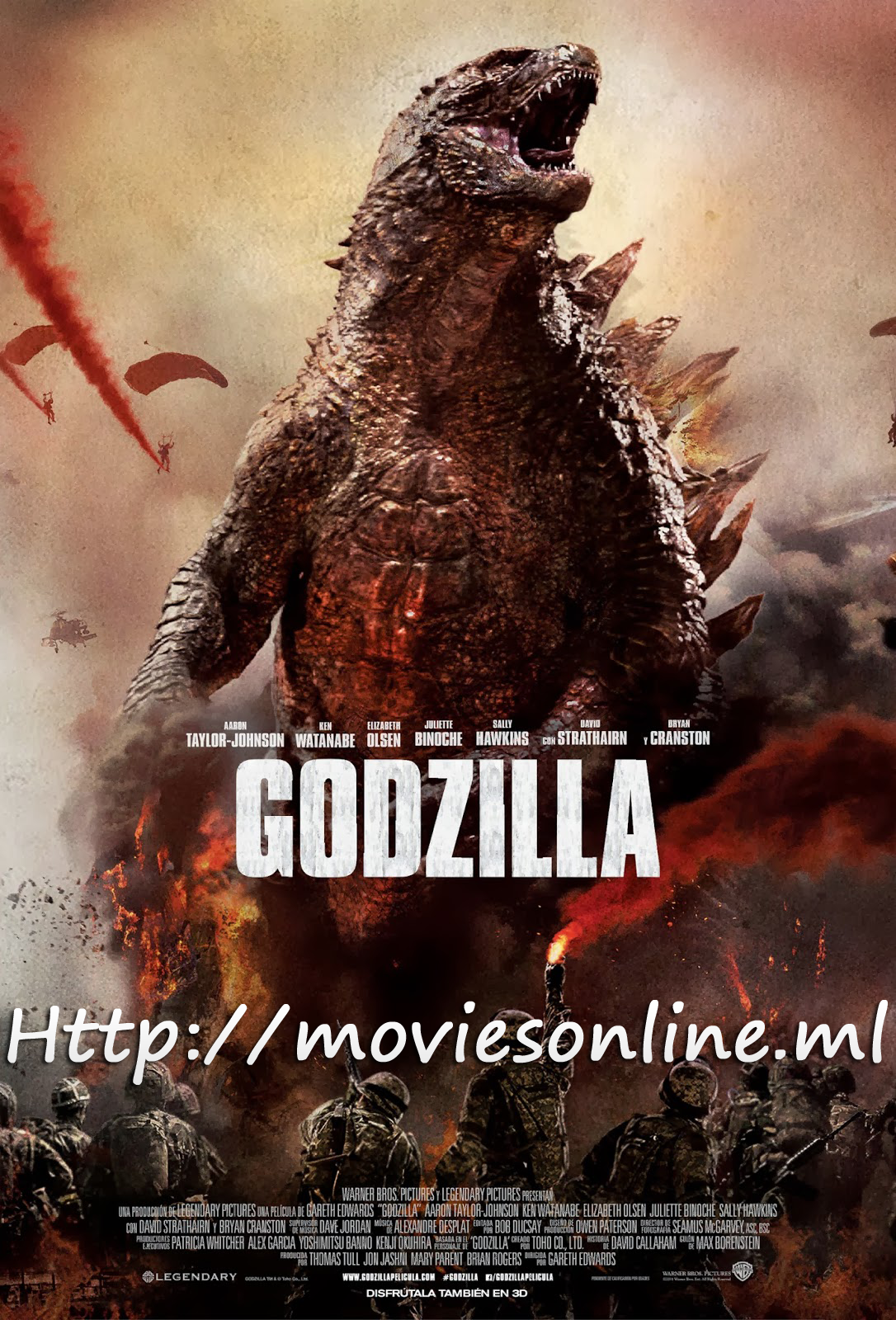Watch Godzilla 2014 Movie Online at http://moviesonline.ml  BRrip quality and fast streaming!