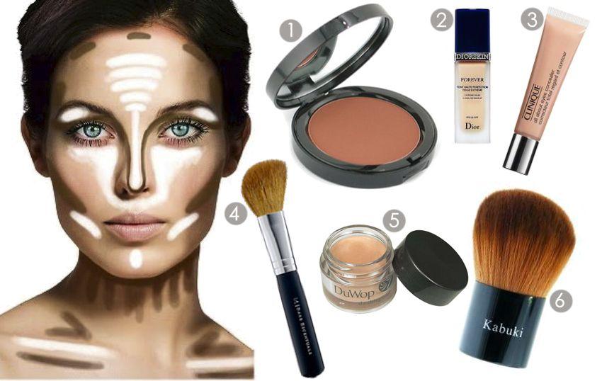 What Makeup To Use To Contour - Mugeek Vidalondon