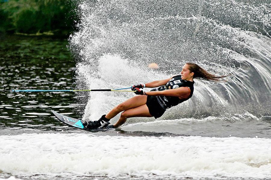 Moomba Festival Water Ski Melbourne 6 By Sophocliskesinis Waterskiing Water Skiing Skiing Power Boats