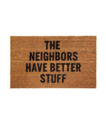 8 Home Accessories With Genius Sayings Door Mat Funny Doormats Outdoor Rubber Flooring