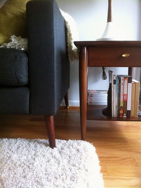 MCM legs for Karlstad sofa