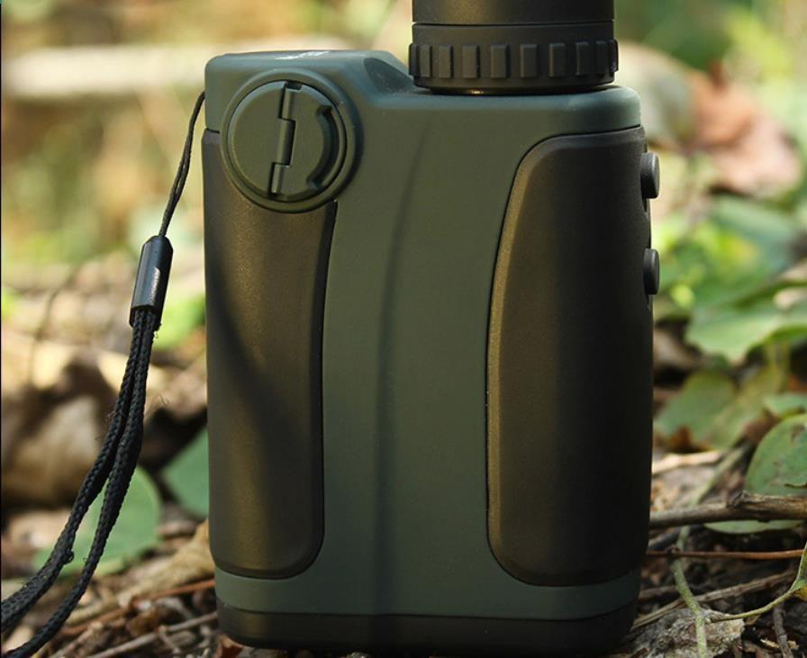 Fernglas golf laser entfernungsmesser range finder monokular meter