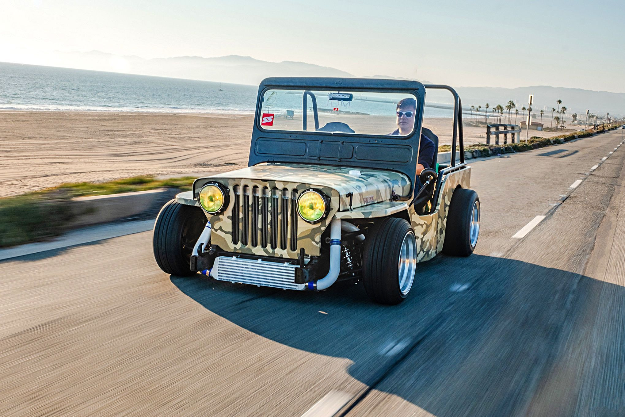 1946 Willys Jeep Cj 2a Thrilla From Manila Willys Jeep