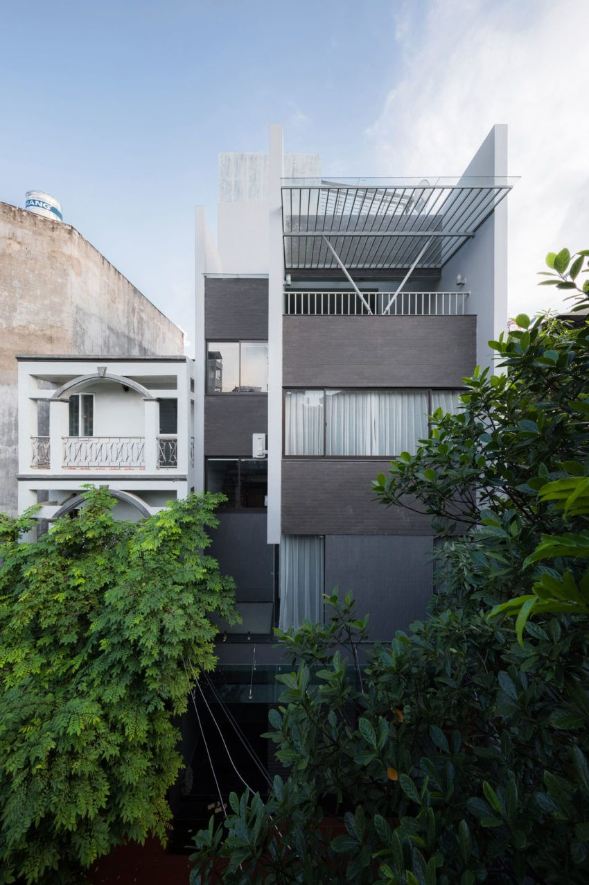 Residence in Hanoi, Vietnam by Le Studio Architects | Hanoi vietnam ...