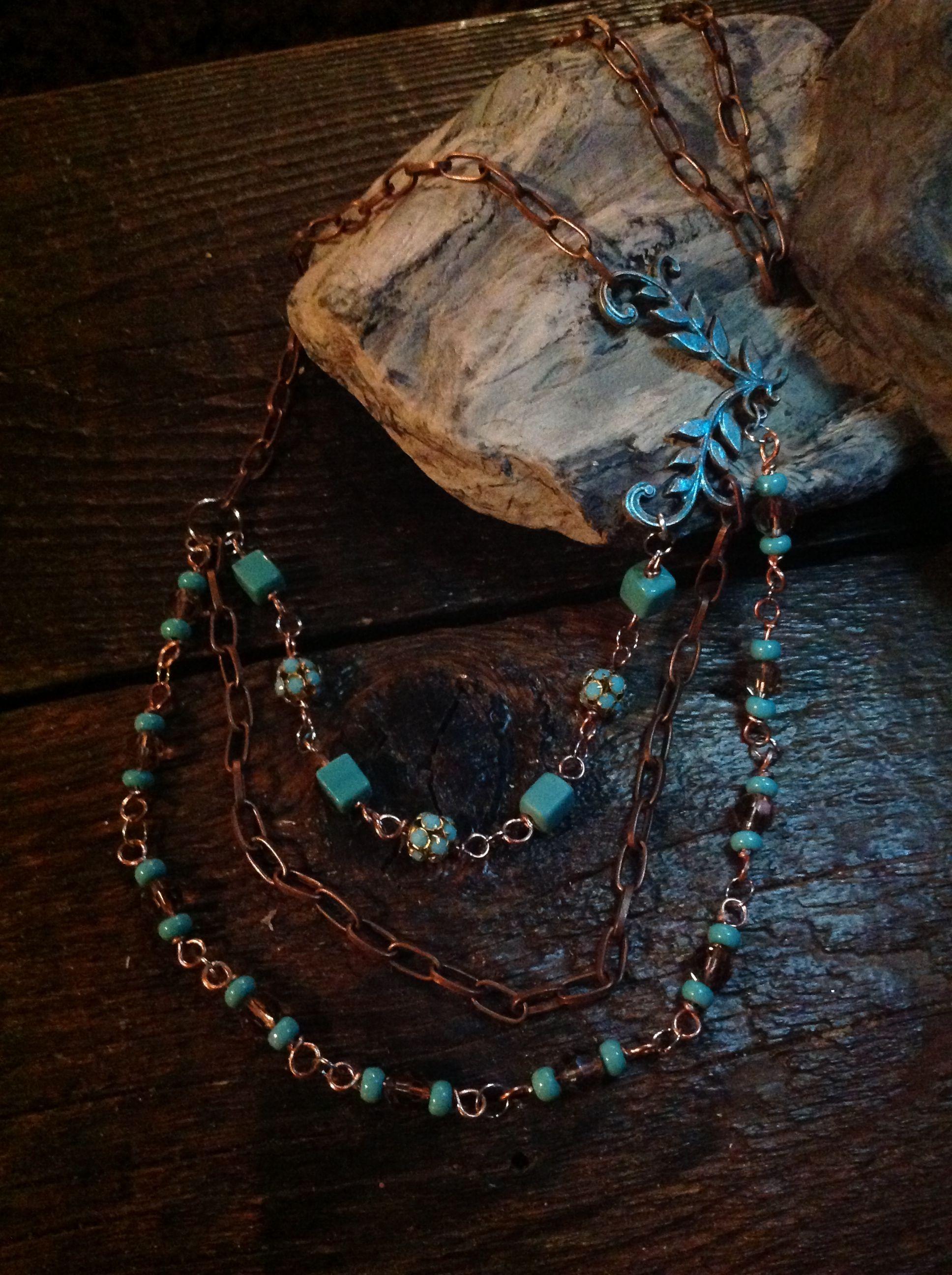 O my Turquoise love  $30.00