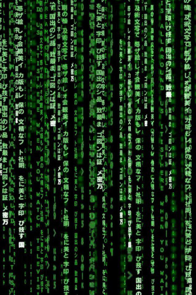 Pin By Diaps On Iphone Wallpapers I Like The Matrix Movie Matrix Mobile Wallpaper