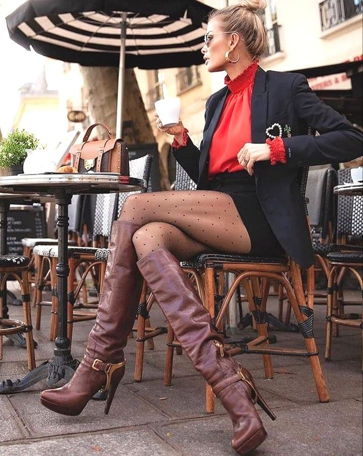 Pin by Anne Marie on Boots | Thigh high boots heels, Boots