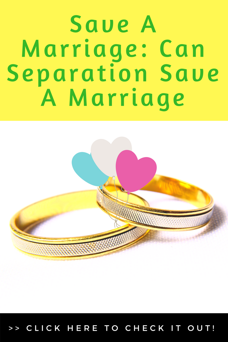 how to work through a separation