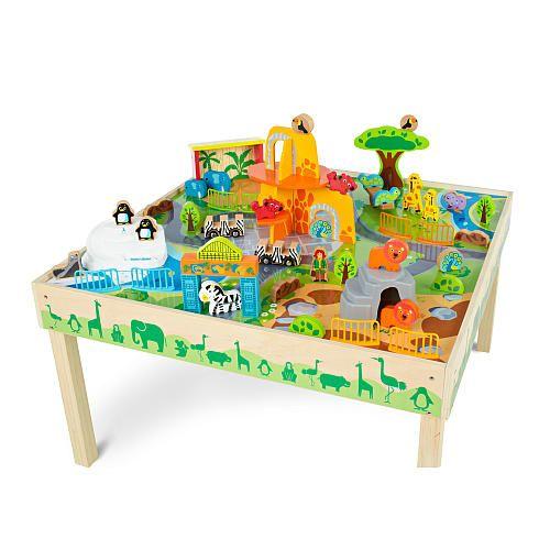 Imaginarium Zoo Play Table (3 4 5+Y)