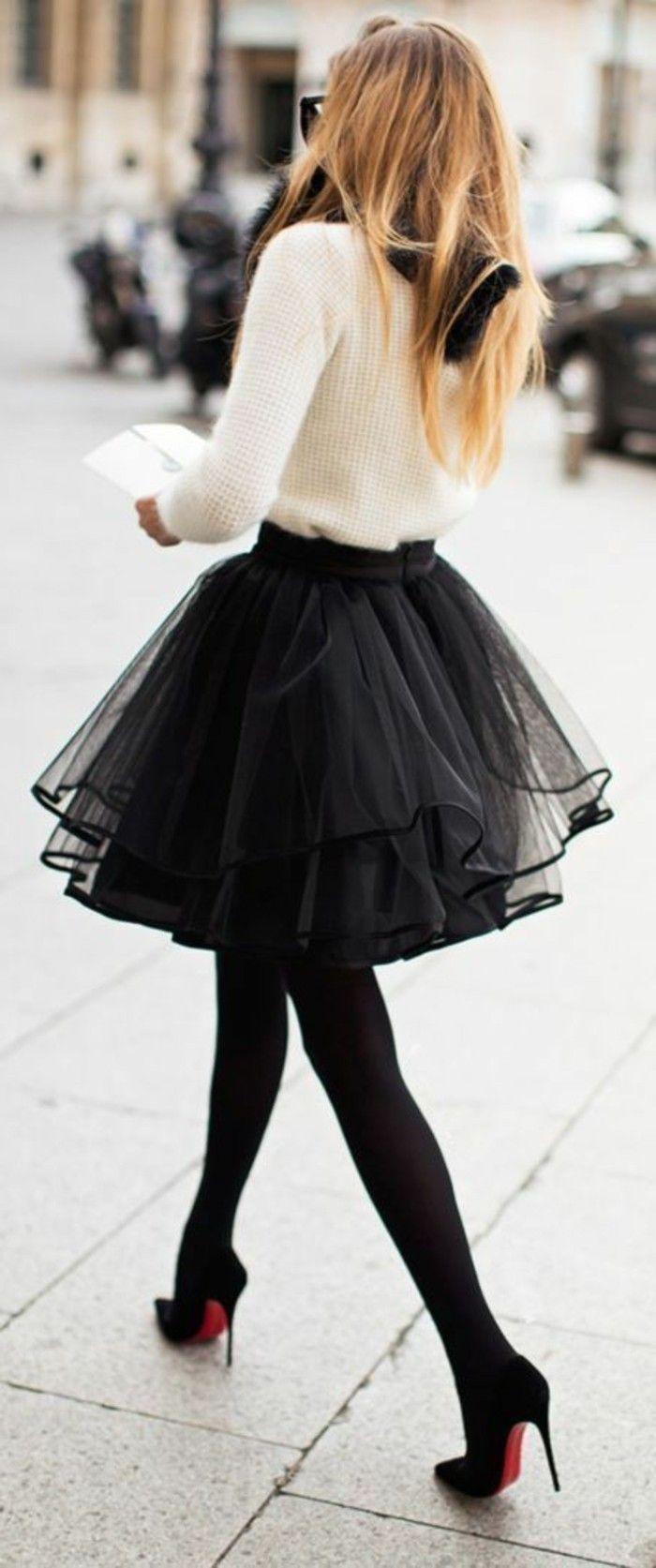 de574e9a650 Comment porter la jupe tutu
