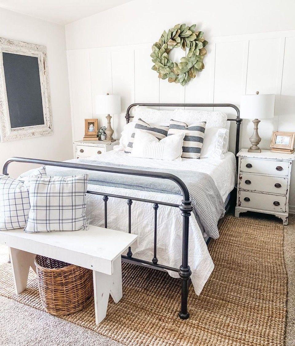 Farmhouse Bedroom Inspiration 1000 Farmhouse Bedroom Decor Home Bedroom Farmhouse Guest Bedroom