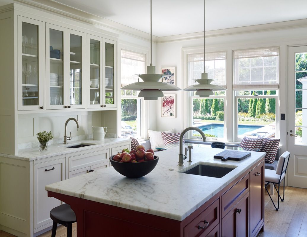 Residence on Egypt Lane - Sawyer | Berson | Kitchens that Inspire ...