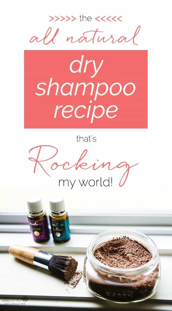 The All Natural Dry Shampoo Recipe That S Rocking My World Baking Soda Dry Shampoo Natural Dry Shampoo Baking Soda Shampoo