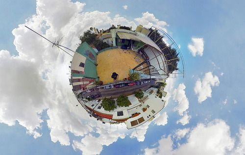 My own little planet