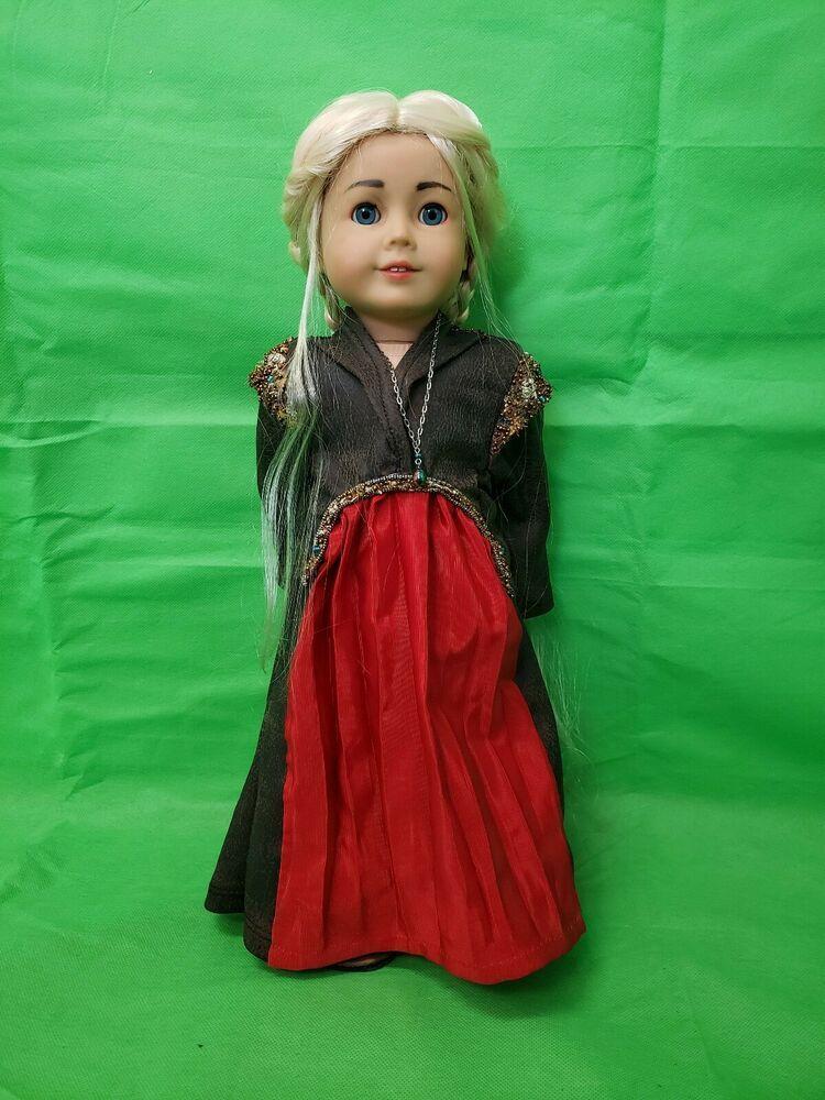 Custom American Girl Doll DAENERYS OOAK from Game of