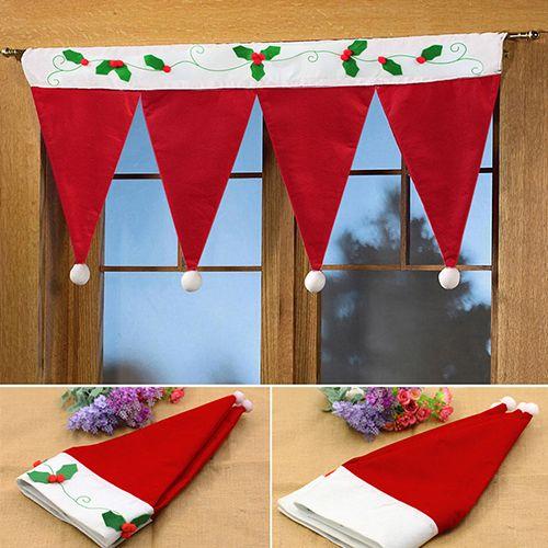 cortinas navideñas con luces - Buscar con Google ideas navidad