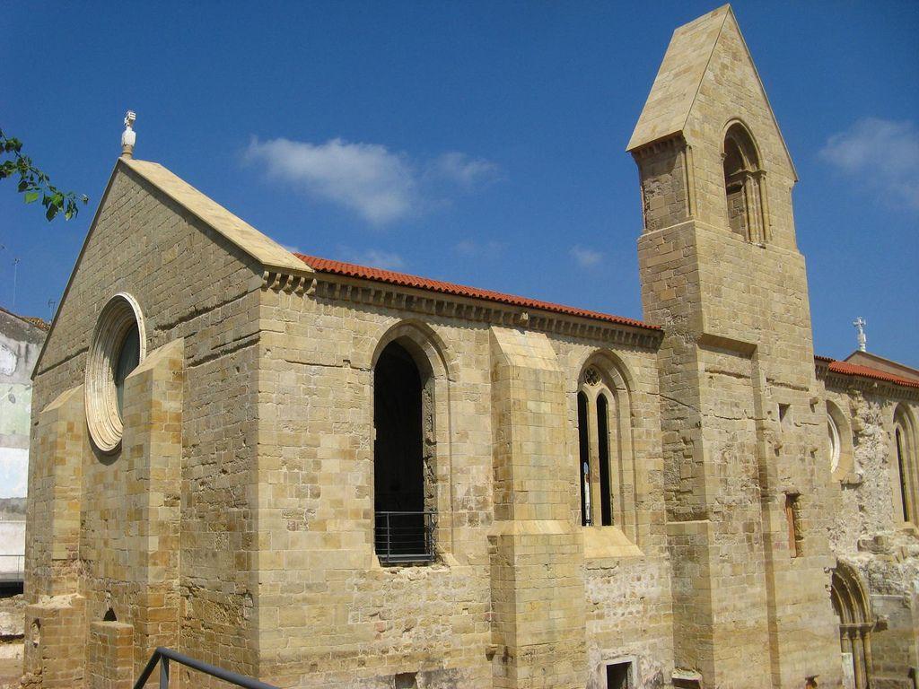 Mosteiro De Santa Clara A Velha Coimbra Portugal Portugal Tower Bridge Landmarks