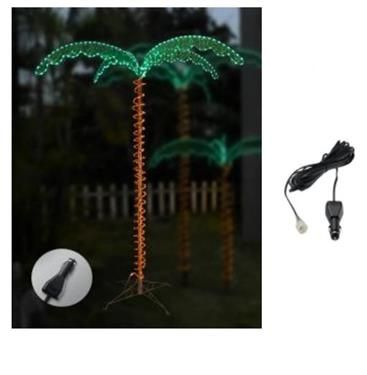 18 1189   7ft Palm Tree LED Rope Light. Patio LightingRope ...