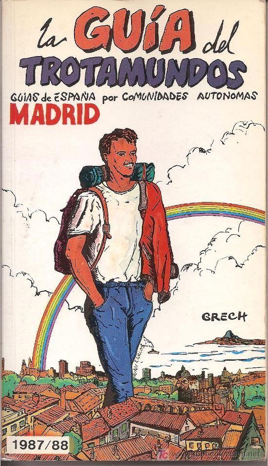 En venda a todocoleccion. LA GUIA DEL TROTAMUNDOS. MADRID. 1987/88
