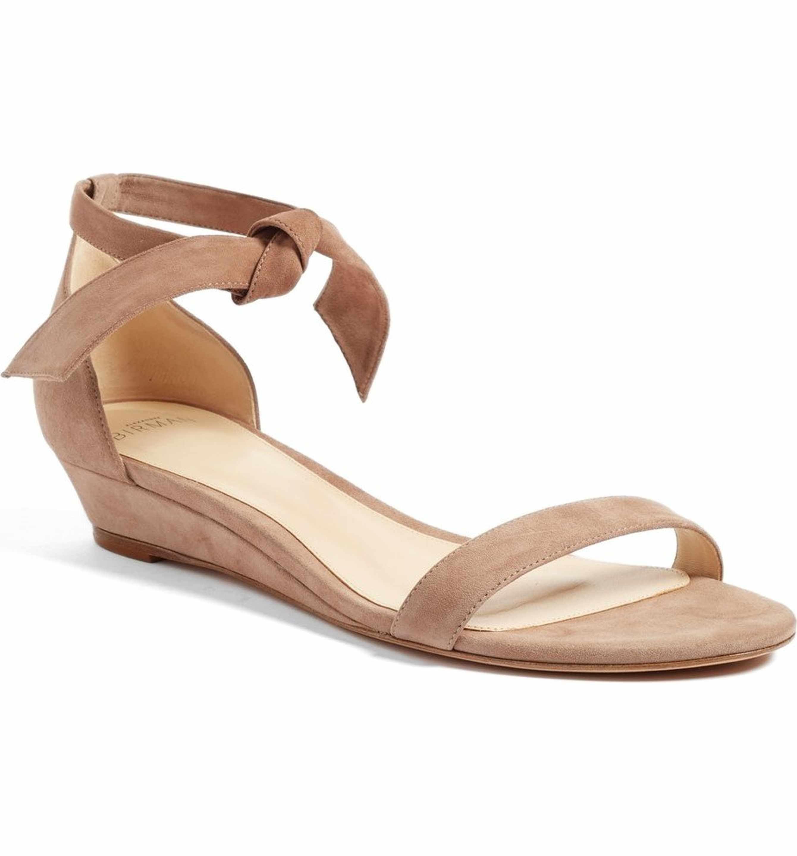 1dd88e39df0 Main Image - Alexandre Birman Atena Tie Strap Wedge Sandal (Women ...