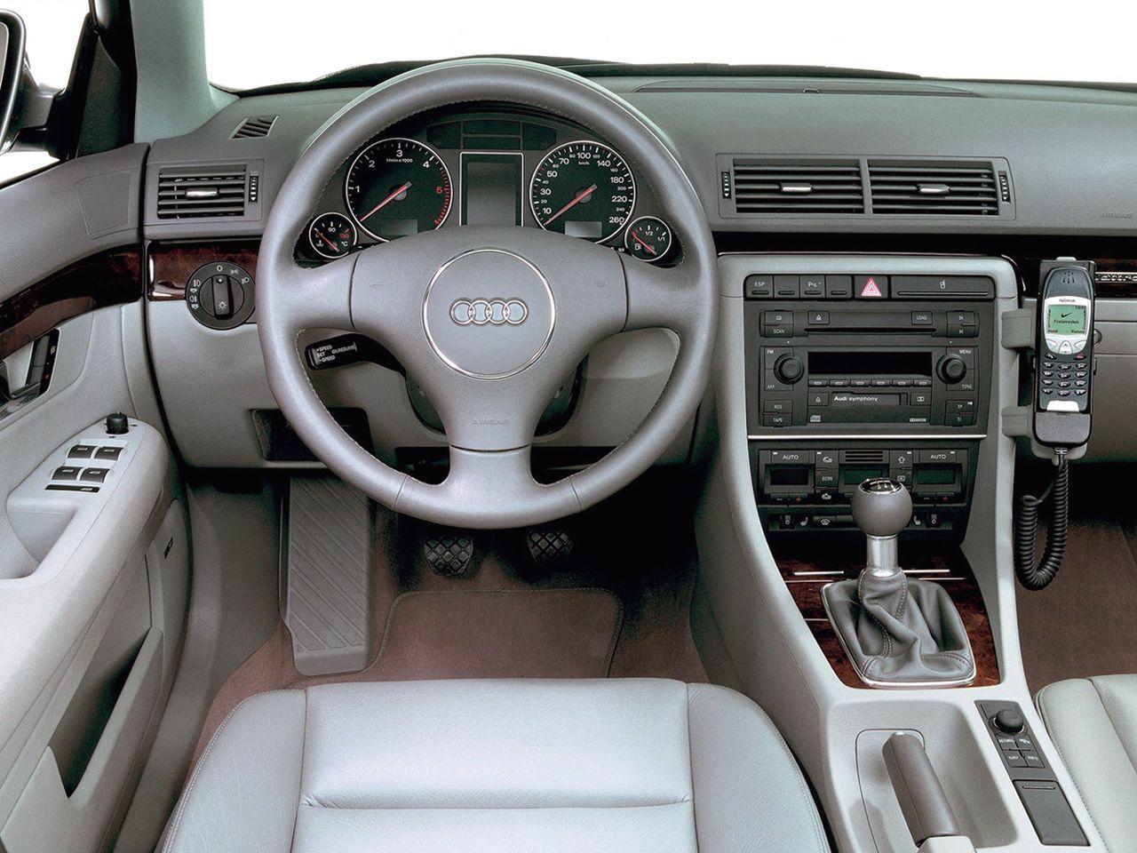 Audi A4 3 0 Quattro Avant B6 8e 2001 04 Avtomobili