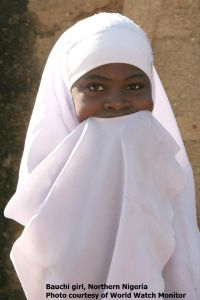 She was thirteen. She was from another country. And, in Nigeria, she became a Senator's fourth wife. It happened once, and the fear is that it could happen again because of a loophole in the Nigerian constitution. Please pray for the precious girls who are at risk for abuse in Nigeria. Read more at http://www.worldwatchmonitor.org/2013/07/2619643/.