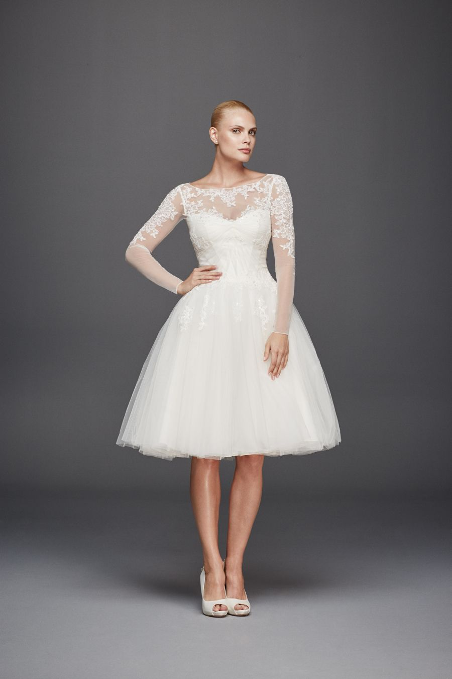 gorgeous wedding dresses you wonut believe cost less than