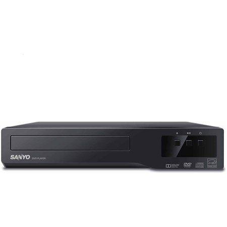 Sanyo DVD Player (RFWDP105F) Refurbished, Black in 2019   Products