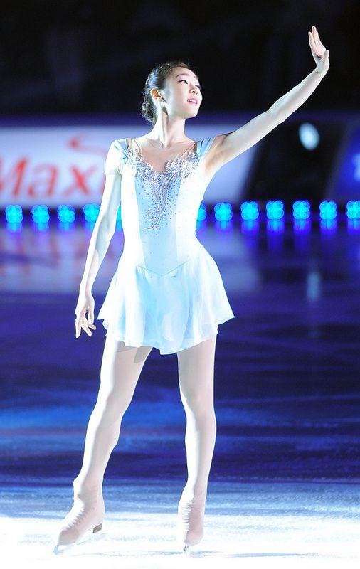 All That Skate 2014 Figure Skating Queen Yuna Kim Yuna