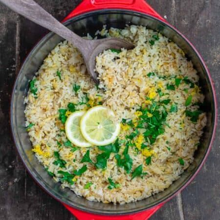 You searched for Greek lemon rice recipe | The Mediterranean Dish #greeklemonrice