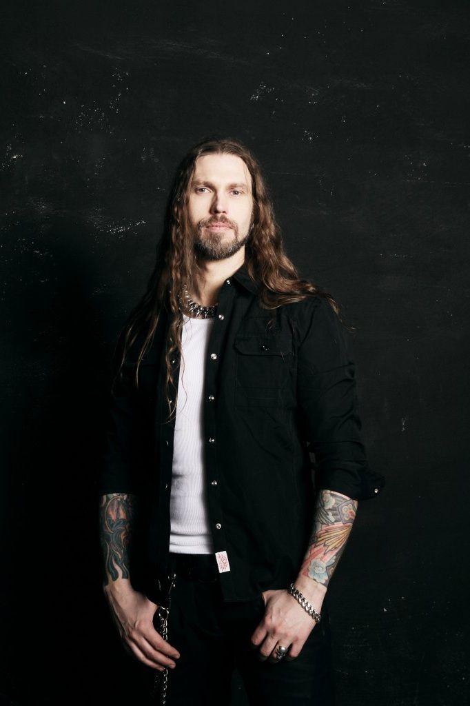Hammerfall Fredrik larsson