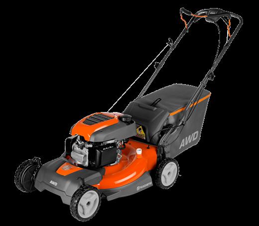 Husqvarna Launches Rugged All Wheel Drive Mower Lawn Mower Husqvarna Lawn Mower Tractor