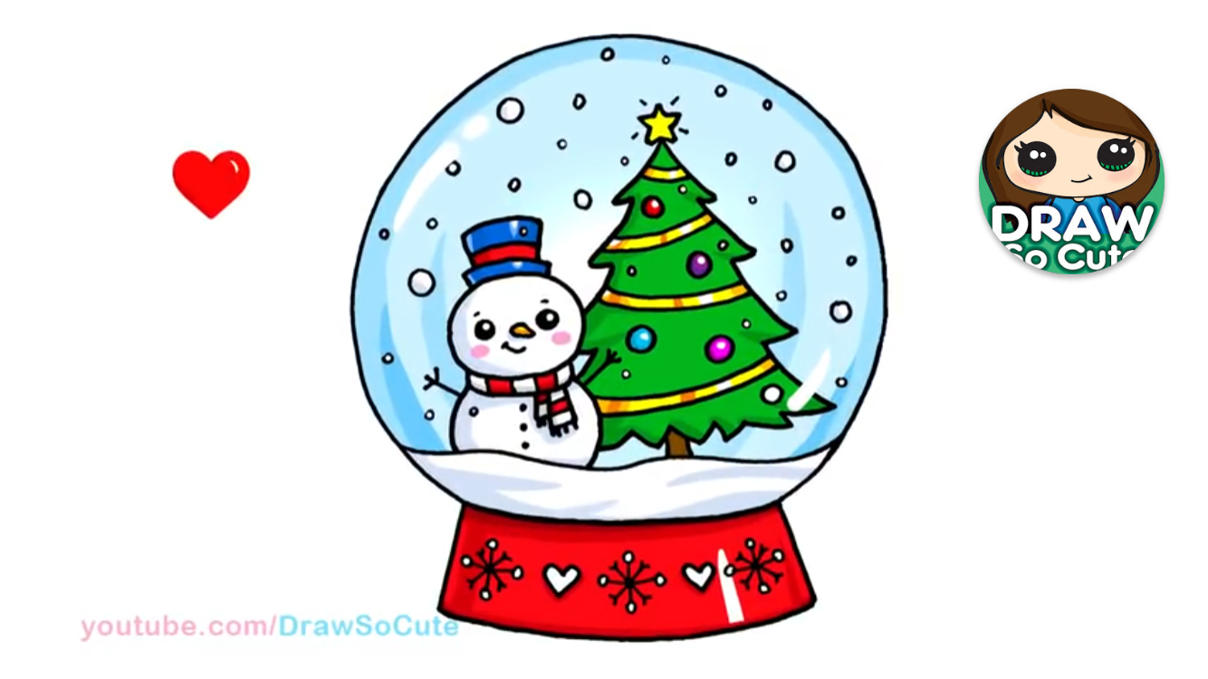 Pin By Yzl On Drawing Easy Christmas Drawings Xmas Drawing Christmas Pictures To Draw