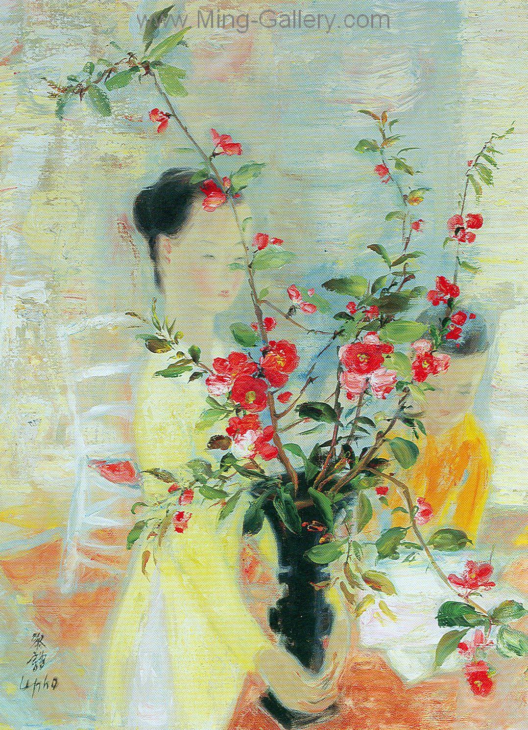 Vnl0008 Le Pho Vietnamese Art