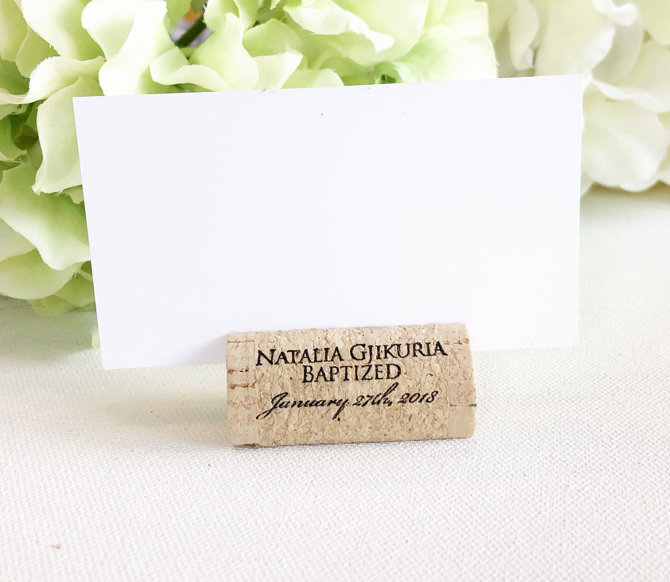Wine Cork Place Card Holder Build Your Own In 2019 2018 Wedding