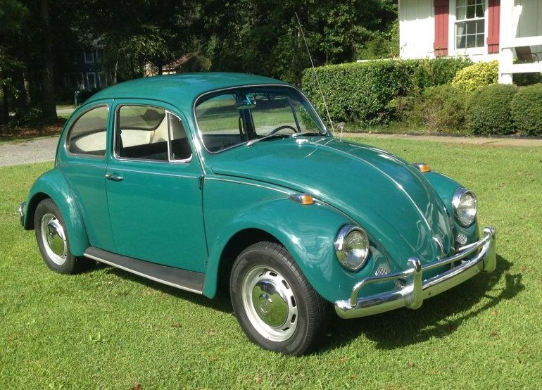 hemmings find of the day 1967 volkswagen beetle vw pinterest volkswagen beetle and vw. Black Bedroom Furniture Sets. Home Design Ideas