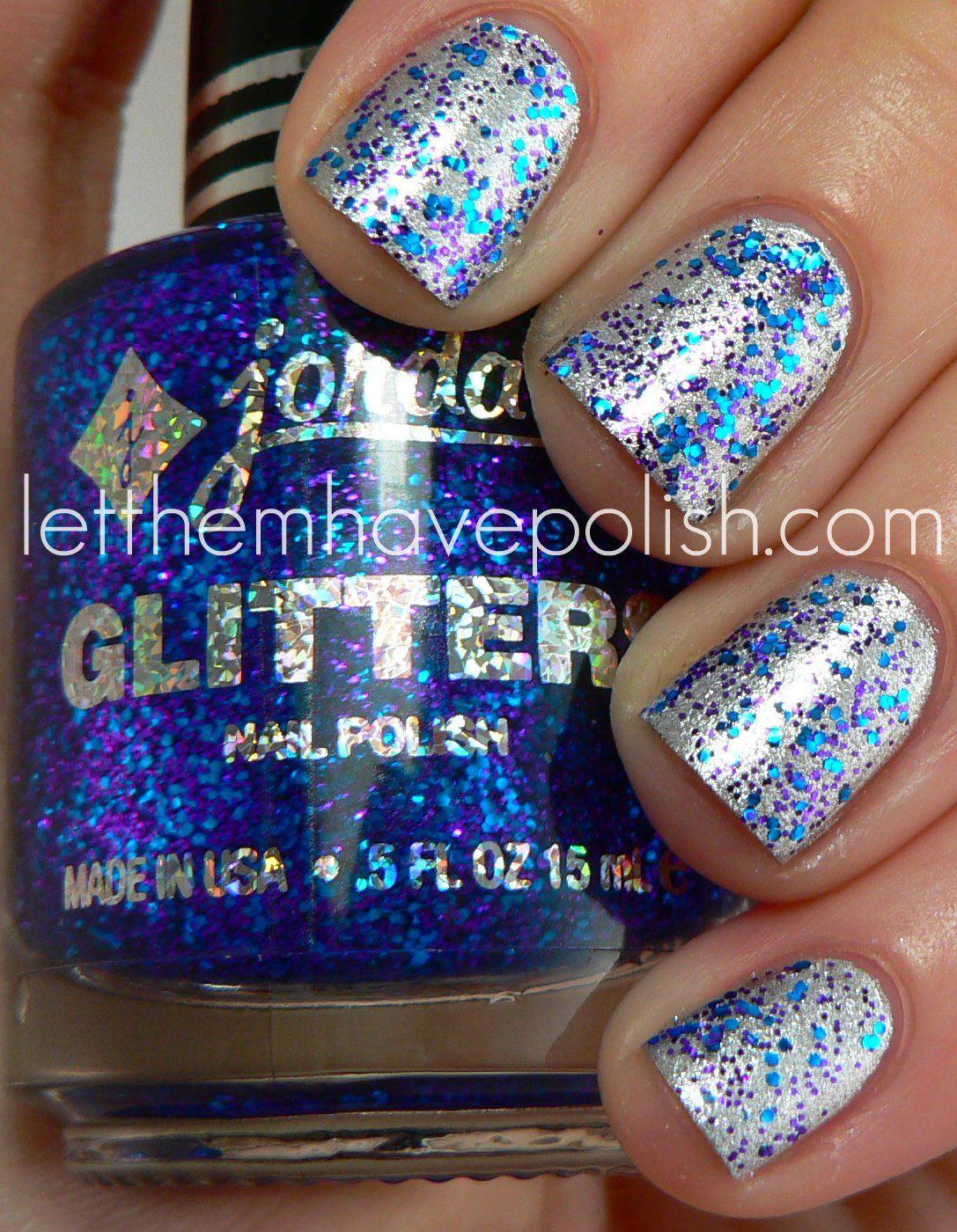 Let them have Polish!: Milani Silver Stiletto and Jordana LA City ...