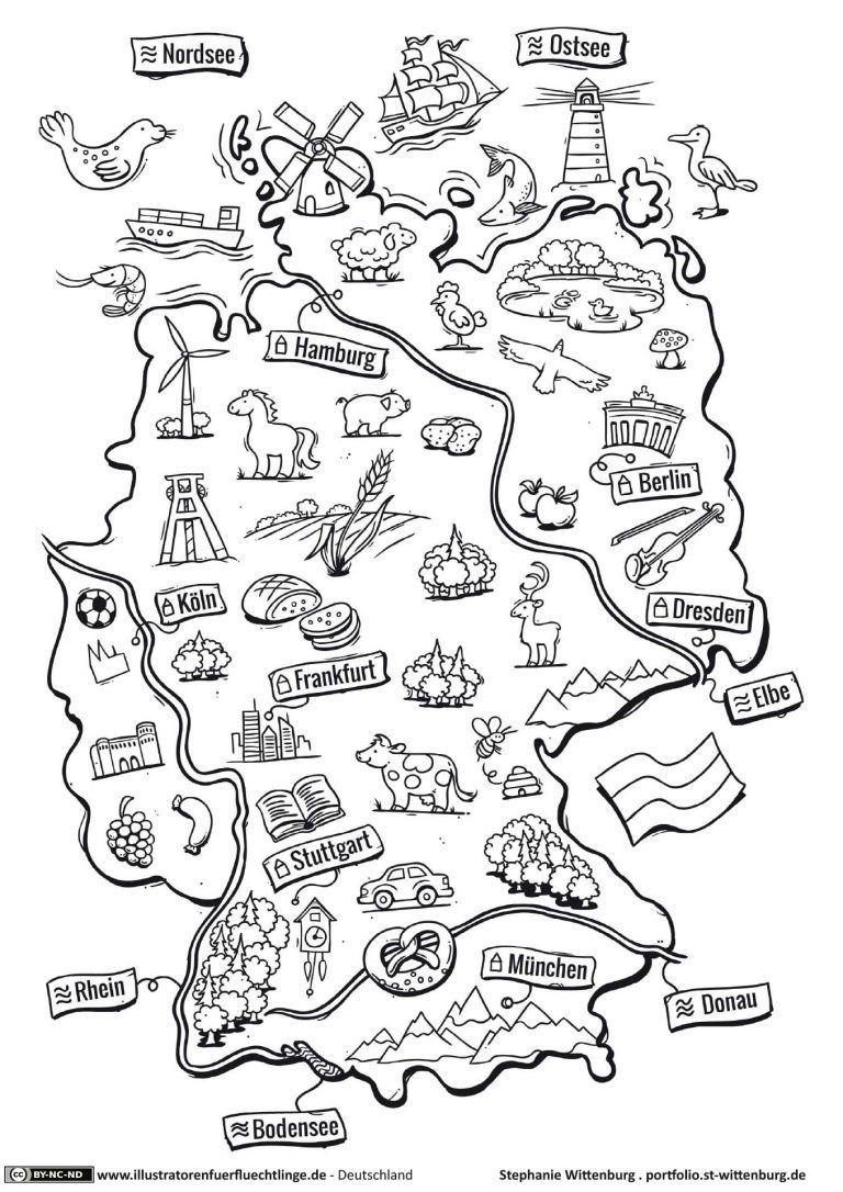Deutschland Deutschlandkarte Wittenburg Classroommanagementformiddleschool Deutschlandkarte Schule Deutschland