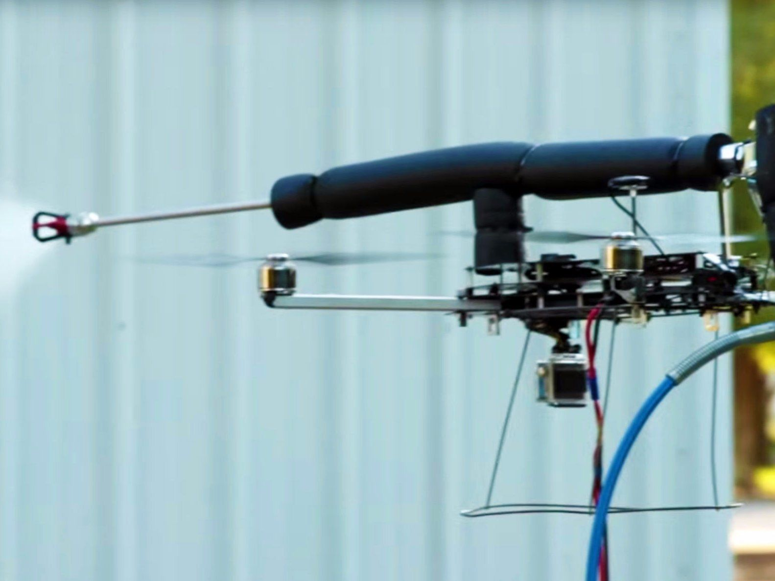 [New post] This drone can paint your house better than you can(3623)