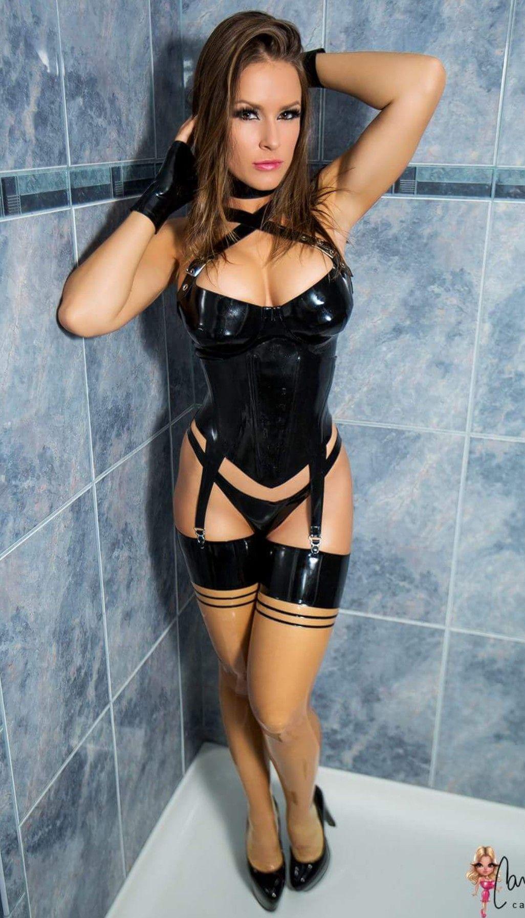 Carrie Lachance Sexy Stockings Fetish Fashion Latex Fashion Latex Lady Latex Girls