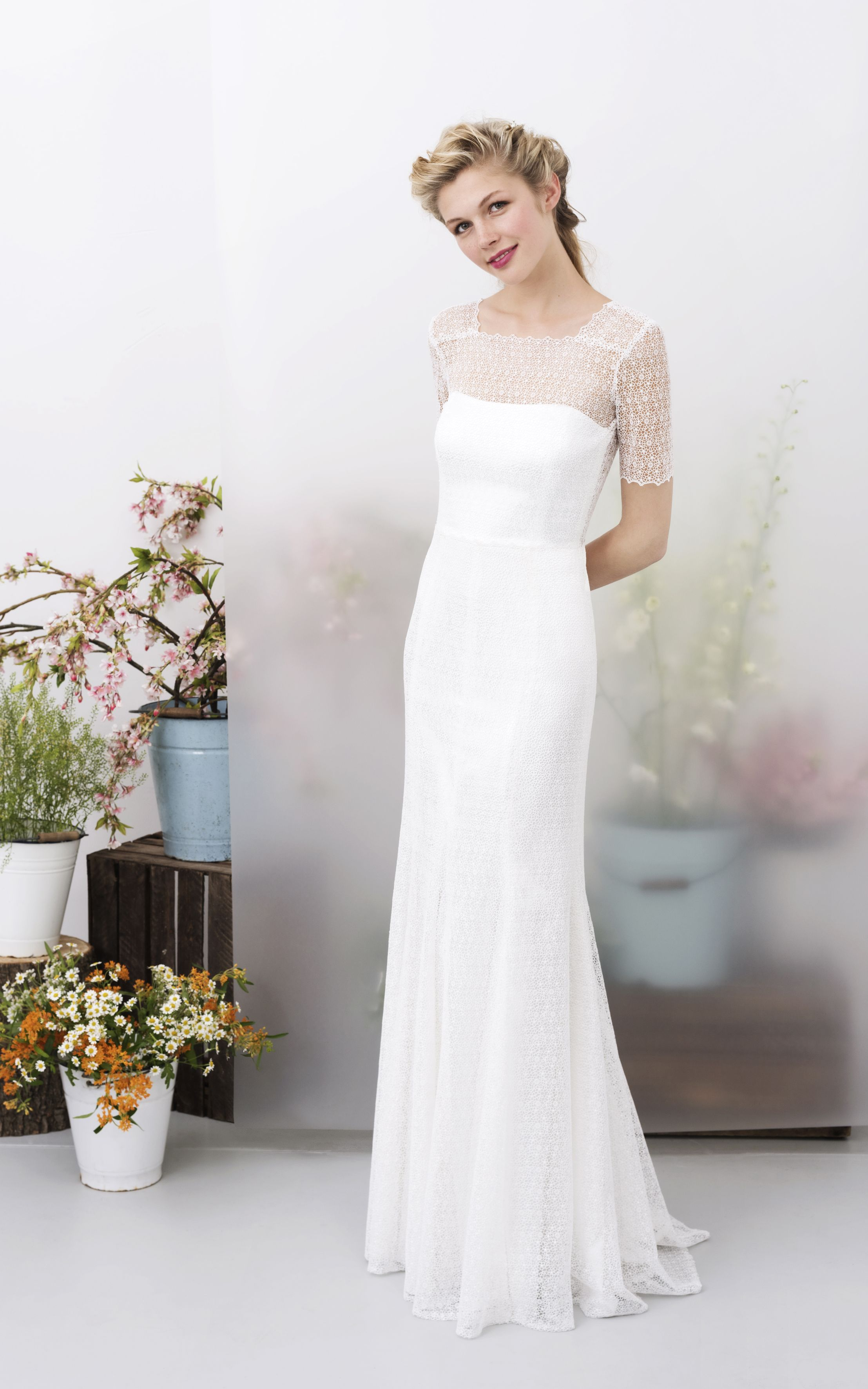 kisui OUI Collection Bridal Style: jarla, Brautkleid, Weddingdress ...