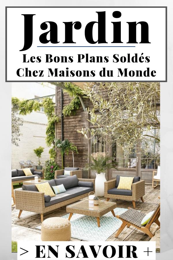 Soldes Maisons du Monde Jardin 12 Articles pour Votre